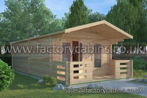 Factory Cabins Brandon - FCCR3061-2048