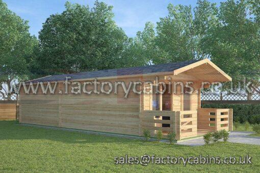 Factory Cabins Bury St Edmunds - FCCR3063-2050