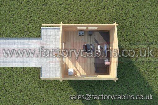 Log Cabins Chertsey