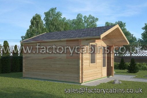 Factory Cabins Clare - FCCR3065-2071