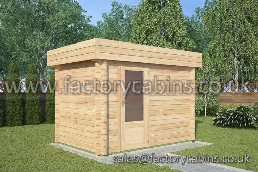Log Cabins Dorking - FCCR3089-2027