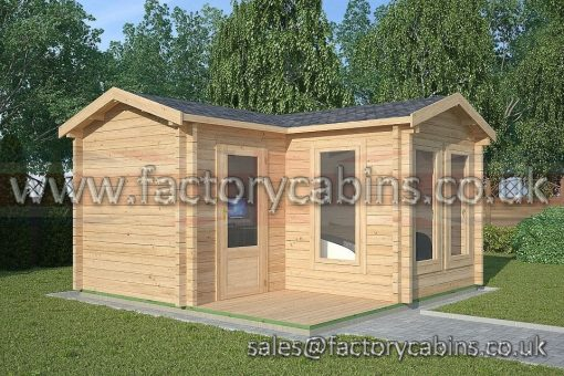 Log Cabins Redditch - FCCR3090-2055