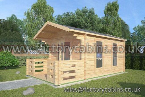 Log Cabins Epsom