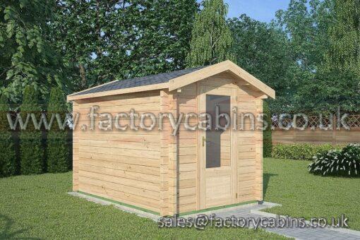 Log Cabins Droitwich - FCCR3092-2005