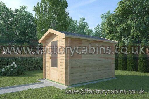 Log Cabins Esher