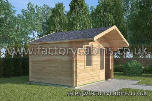 Log Cabin Felixstowe