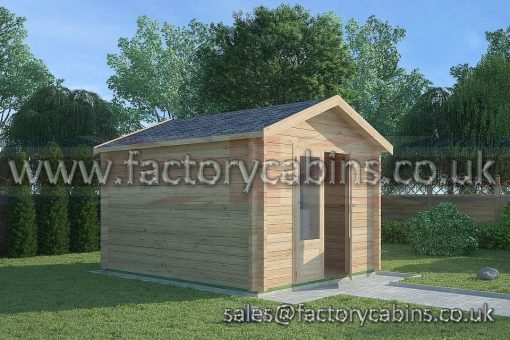 Log Cabins Stourport - FCCR3094-2031