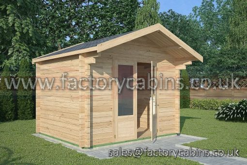 Log Cabins Kidderminster- FCCR3095-2032