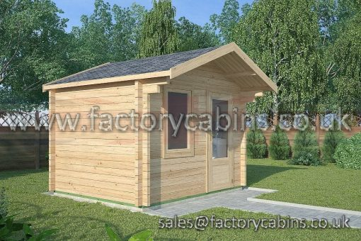 Log cabins filton 3.0m x 2.5m