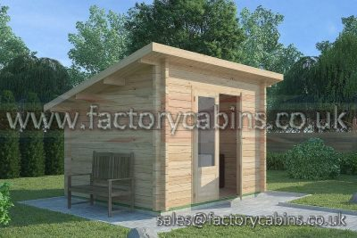 Log Cabins Kingswood - FCCR3097-2028