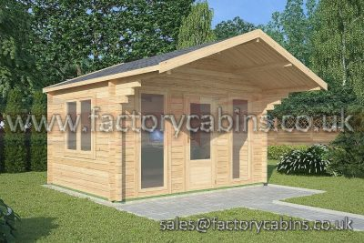 Log Cabins Cotswold- FCCR3098-2052