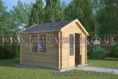 Factory Cabins Hadleigh - FCCR3069-2024