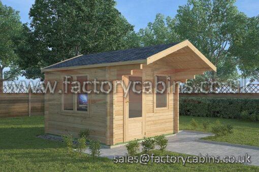 Log Cabins Trowbridge - 3.0m x 3.0m - 2025