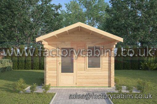 Log Cabins Halesworth - 3.0m x 3.0m - 2025