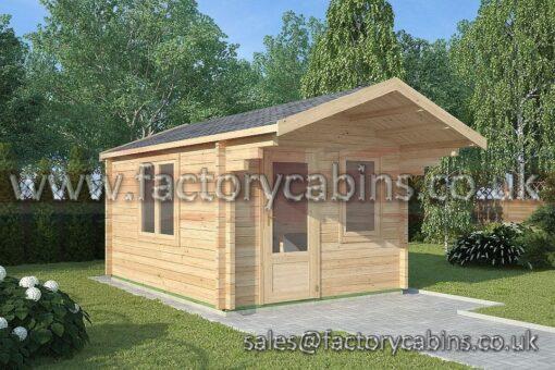 Log Cabins Devizes - FCCR3071-2026
