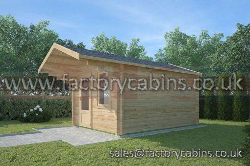 Log Cabins Haverhill
