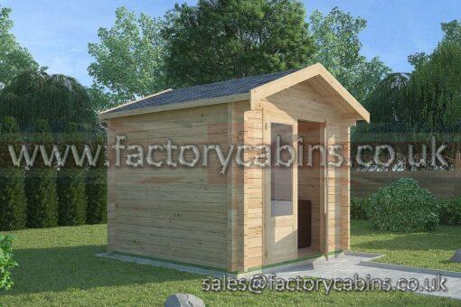 Log Cabins Tetbury- FCCR3100-2012