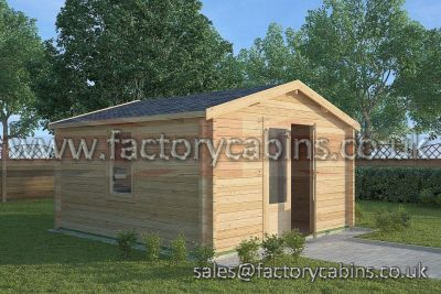 Log Cabins Melksham - FCCR3072-2053