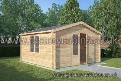 Log Cabins Chippenham - FCCR3073-2059