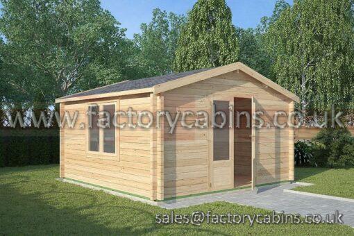 Log Cabins Chippenham - FCCR3073-2059