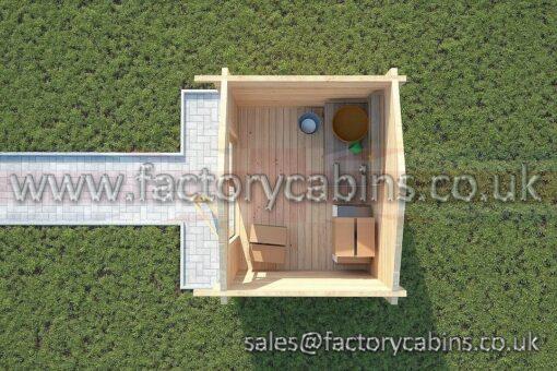 Factory Cabins - Log Cabins - Log Cabins For Sale - Bespoke Log Cabins