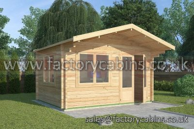 Factory Cabins Newmarket - FCCR3077-2062