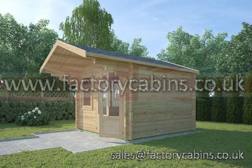 Log Cabins Otley - 3.0m x 4.0m - 2023