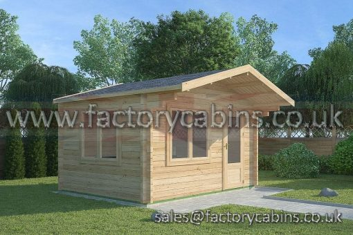 Log Cabins Monmouth - FCCR3103-2066