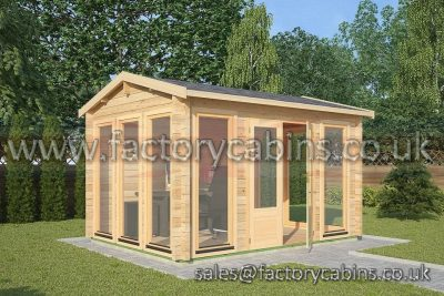 Log Cabins Cirencester - FCCR3104-2060