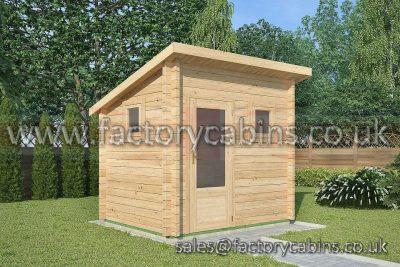 Log Cabins Cheltenham - FCCR3106-2006