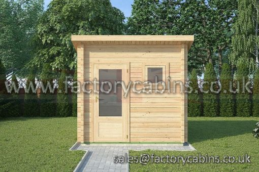 Factory Cabins - Log Cabins - Log Cabins For Sale - Bespoke Log Cabins