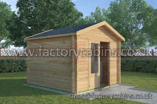 Factory Cabins Cardiff - FCCR3081-2029