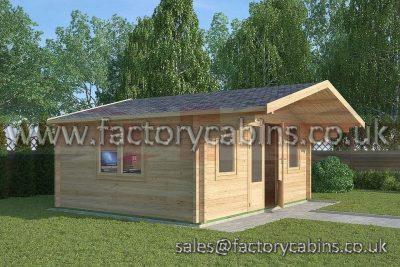 Factory Cabins Studland - FCCR3053-2109
