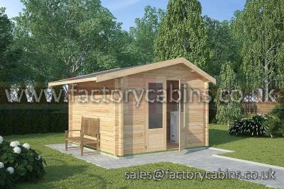 Log Cabins Cwmbran - FCCR3082-2030