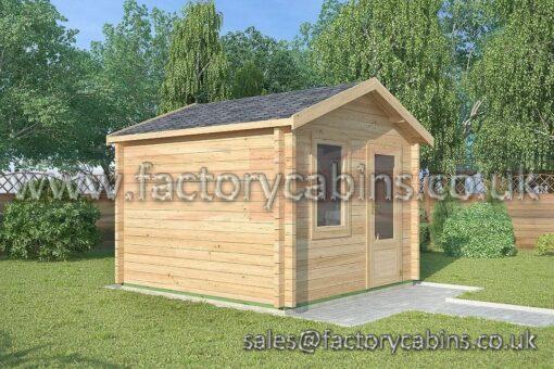 Log Cabins Walton - FCCR3107-2021