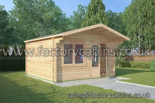 Factory Cabins Chepstow - FCCR3083-2065