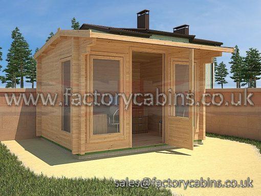 Factory Cabins Abingdon - FCPC2023 - DF23