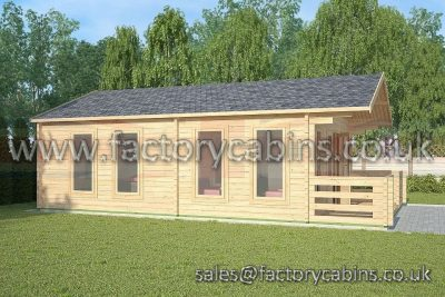 Factory Cabins Axbridge - FCCR3016-2095
