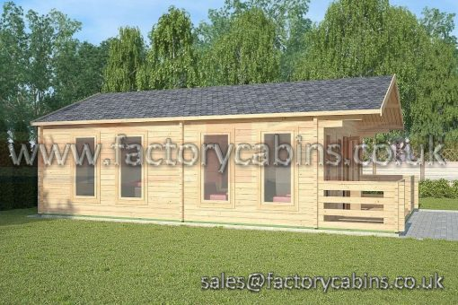 Factory Cabins Axbridge - FCCR3016-2095