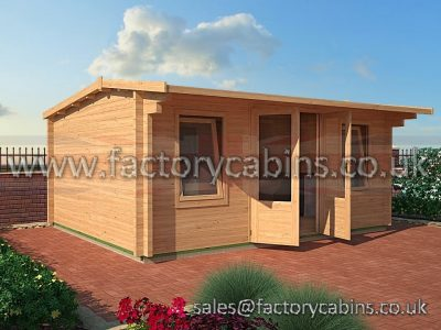 Log Cabins For Sale - FCPC2024 - DF24