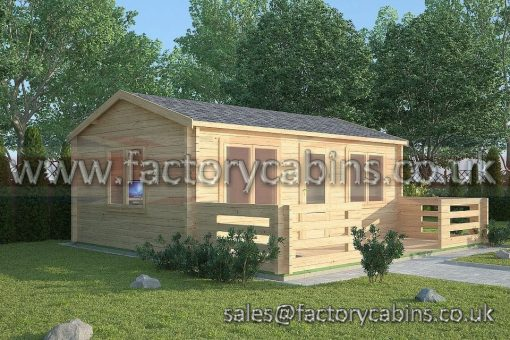 Factory Cabins Bath - FCCR3027-2117