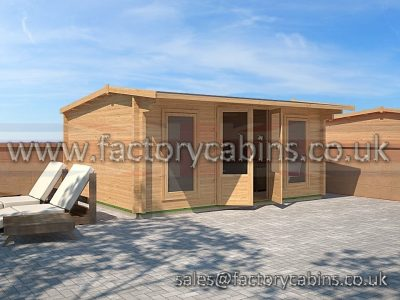 Log Cabins Bicester - FCPC2025 - DF25