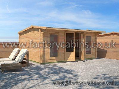 Factory Cabins Bicester - FCPC2025 - DF25