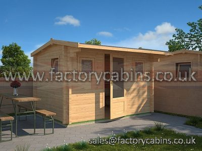Factory Cabins Brackley - FCPC2007 - DF07