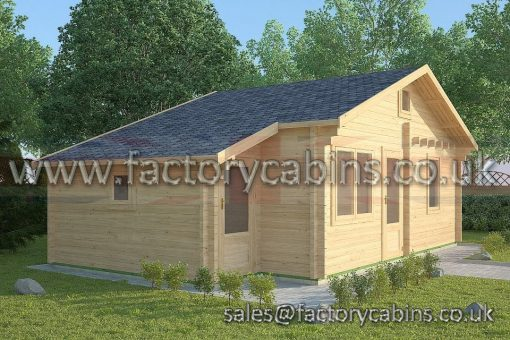 Factory Cabins Bridgenorth - FCCR3011-2123