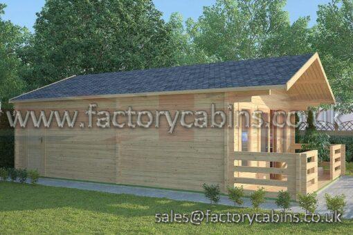 Factory Cabins Broseley - FCCR3012-2096