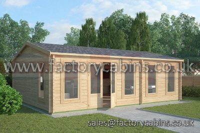 Factory Cabins Bruton - FCCR3029-2122