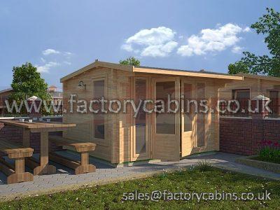 Factory Cabins Burton - FCPC2008 - DF08