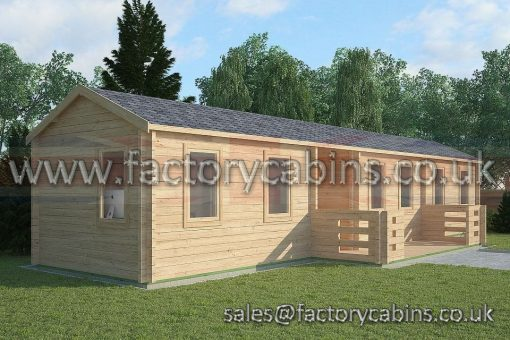 Factory Cabins Castle Cary - FCCR3031-2136