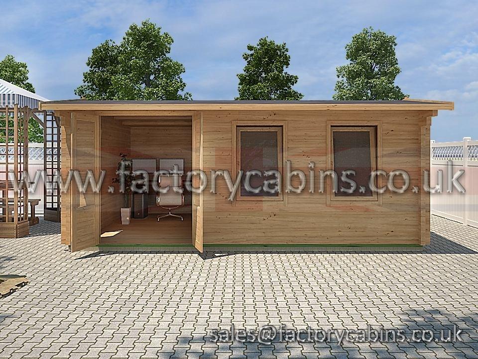 Bespoke Log Cabins